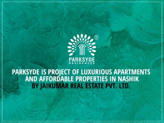 Luxury flats in Nashik Slide 2