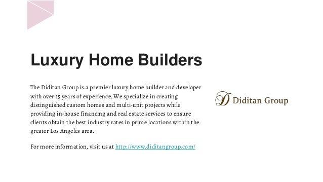 Luxury home builders for Luxury house builders