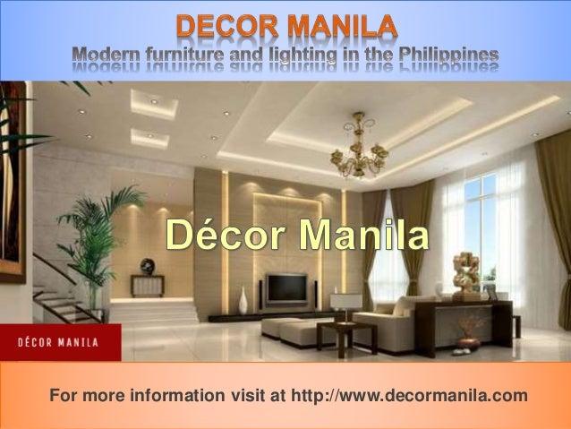 Home decor philippines
