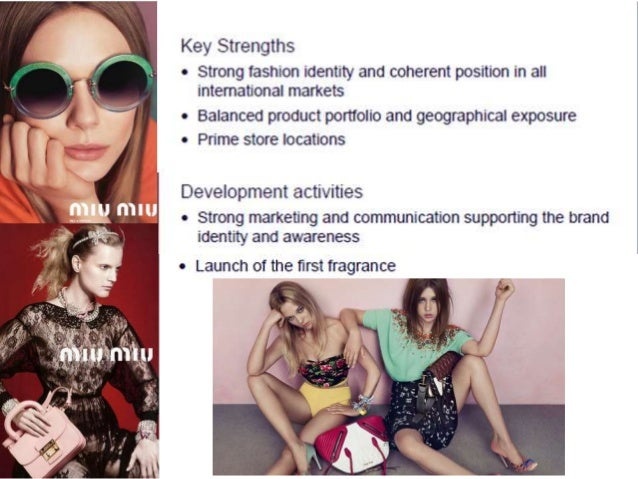 prada case study Corporate strategy case study – prada haute couture designers are often  under scrutinised when it comes to ethical and sustainable fashion.