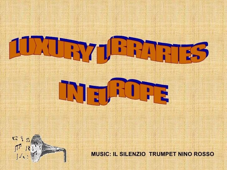 MUSIC: IL SILENZIO TRUMPET NINO ROSSO