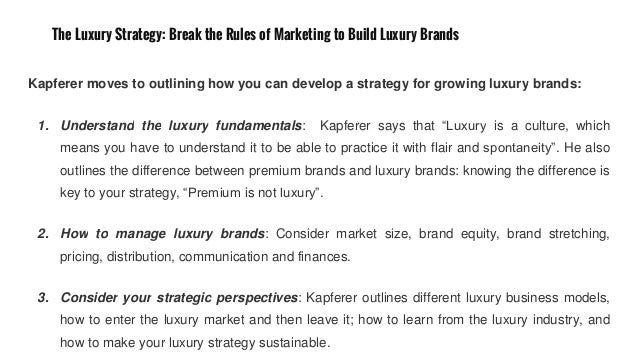 marketing strategies for luxury brands Sophistication, opulence, timeless: these words are the cornerstones of luxury brands but how, in fact, does a brand remain timeless in the digital age.
