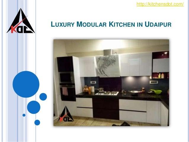 LUXURY MODULAR KITCHEN IN UDAIPUR http://kitchensdot.com/