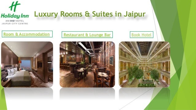 Welcome To Holiday Inn Jaipur City Centre 2