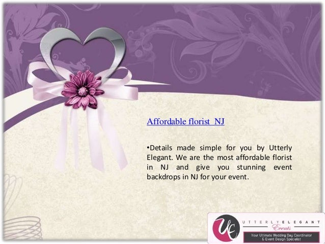 African American wedding planner NJ