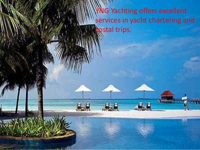 YNG Yachting offers excellent services in yacht chartering and costal trips.