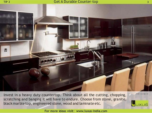 10 Modular Kitchen Design Mistakes to Avoid