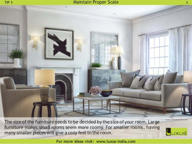 perfect living room.  Guide for Designing the Perfect Living Room