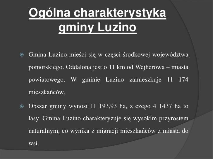 Luzino   PięKna Wieś Kaszubska (Prezentacja Oryginal.) Slide 3