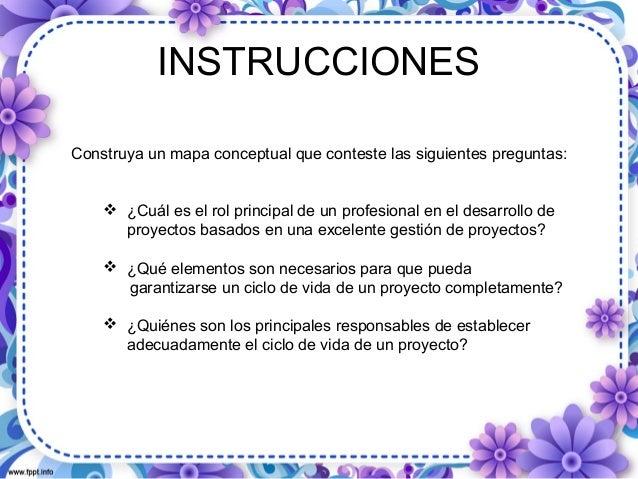 GERENCIA DE PROYECTOS Slide 2
