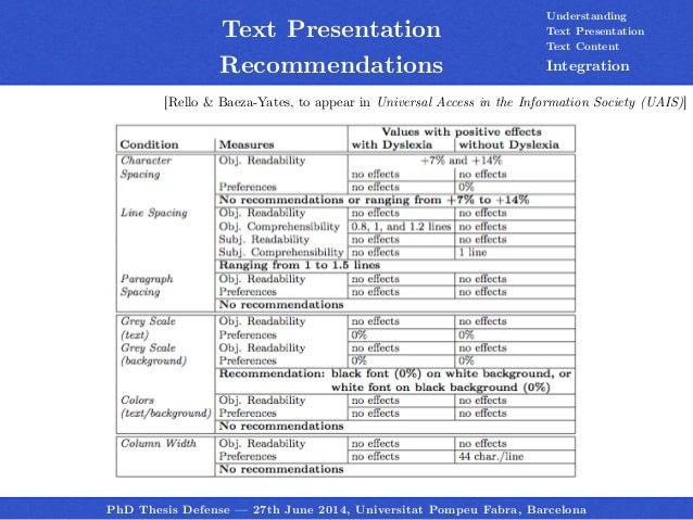 Phd thesis dyslexia