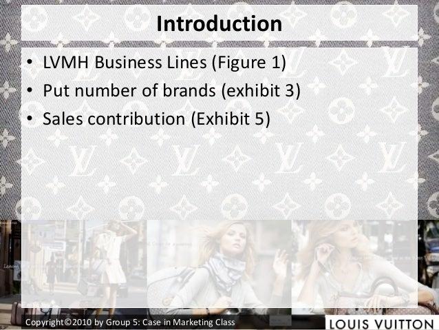 lvmh case analysis