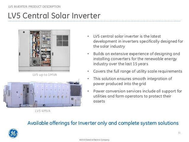 Ge lv5 1500v lv5 1500v solar inverter lv5 central solar inverter publicscrutiny Choice Image