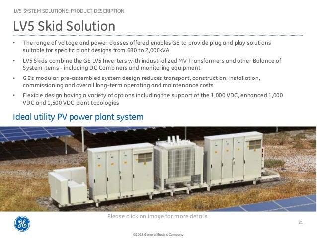 Ge lv5 1500v lv5 1500v solar inverter lv5 publicscrutiny Choice Image