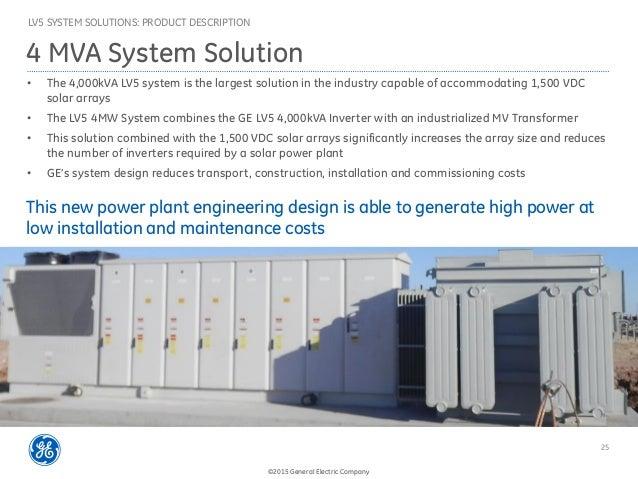 Ge lv5 1500v lv5 1500v solar inverter publicscrutiny Choice Image