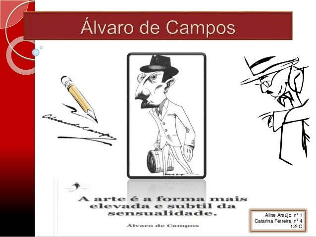 Aline Araújo, nº 1 Catarina Ferreira, nº 4 12º C