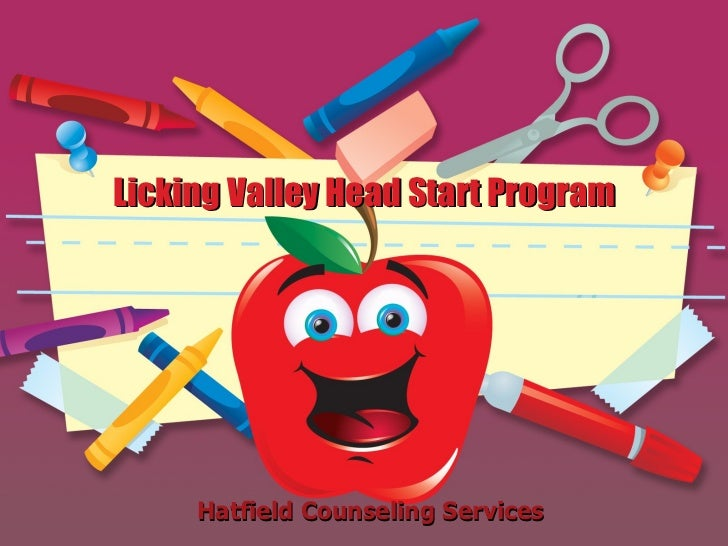 Licking Valley Head Start Program Hatfield Counseling Services