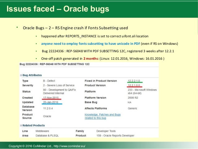 Middleware upgrade to Oracle Fusion Middleware(FMW) 12c Real