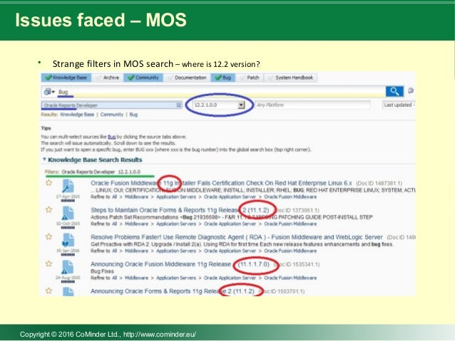Oracle Fusion Middleware Forms Services Plugin
