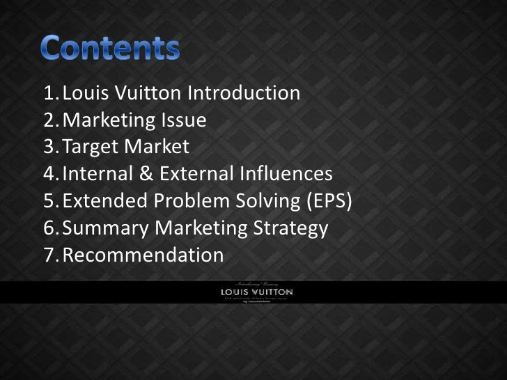 louis vuitton demographic targeting strategy Start studying chapter 10: seeking and developing target marketing differentiation strategies learn vocabulary, terms, and more with flashcards, games, and other study tools.