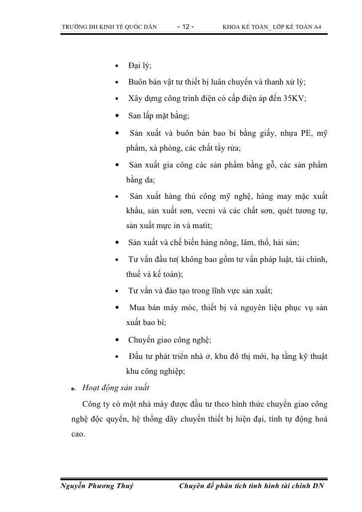 TRƯỜNG ĐH KINH TẾ QUỐC DÂN       - 12 -       KHOA KẾ TOÁN_ LỚP KẾ TOÁN A4              •   Đại lý;              •   Buôn ...