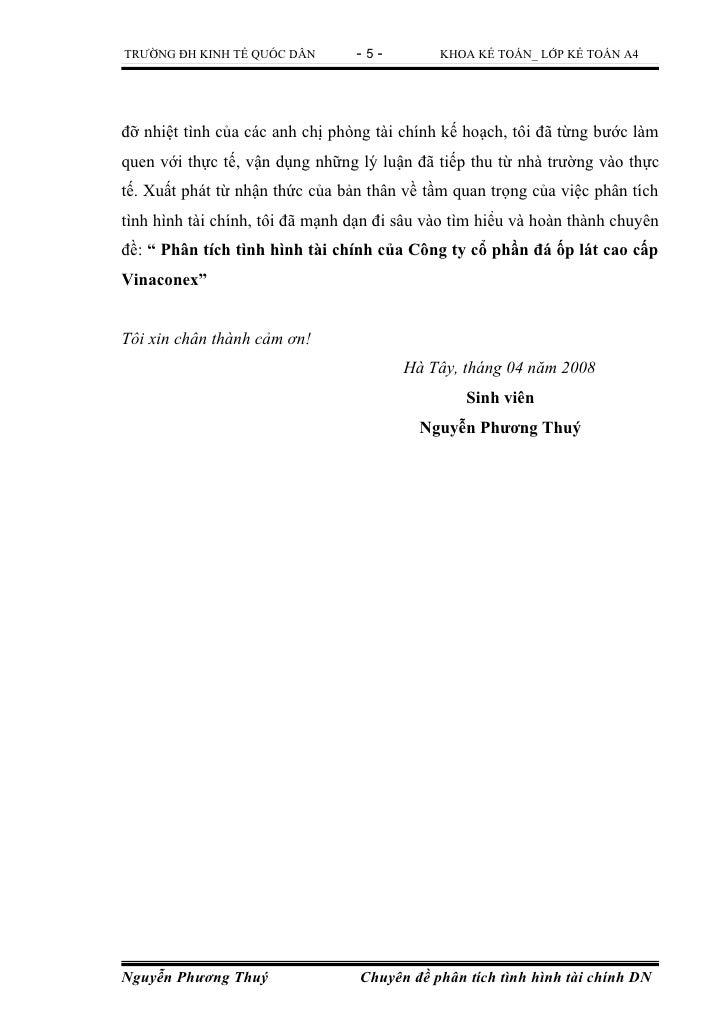 TRƯỜNG ĐH KINH TẾ QUỐC DÂN       -5-         KHOA KẾ TOÁN_ LỚP KẾ TOÁN A4đỡ nhiệt tình của các anh chị phòng tài chính kế ...