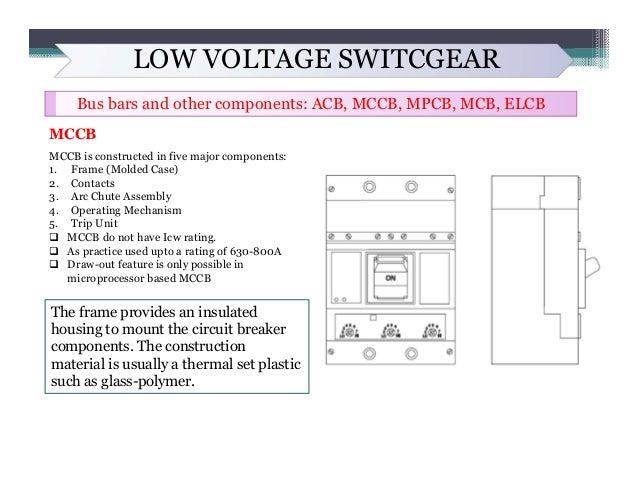 Lv switchgear &