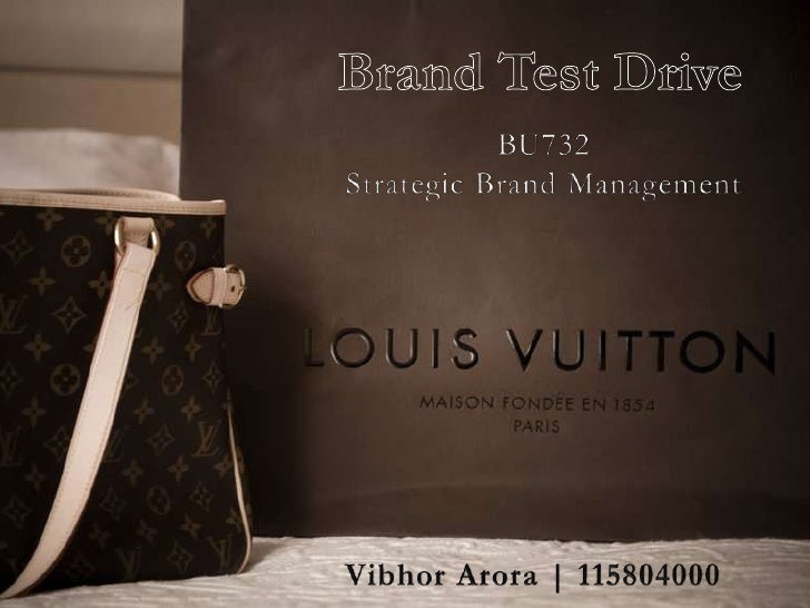 "Brand and the History Founded in 1854, by Louis Vuitton: Malletier a Paris 1896 Georges Vuitton designed the famous ""Monog..."
