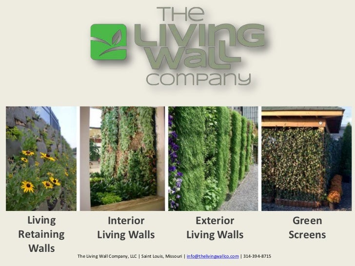 Living                Interior                                   Exterior                                    GreenRetainin...