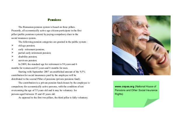 Living and working in romania presented by eures 11 pensionspensions the romanian publicscrutiny Choice Image