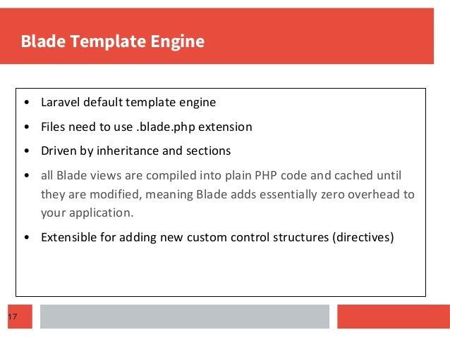 Introduction to Laravel Framework (5 2)