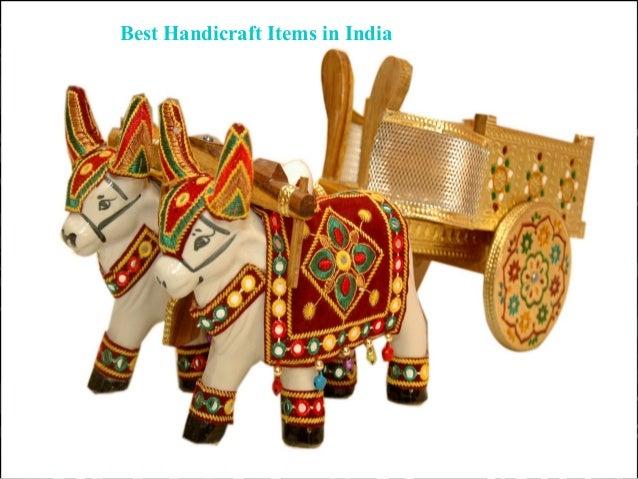 Best Handicraft Items In India