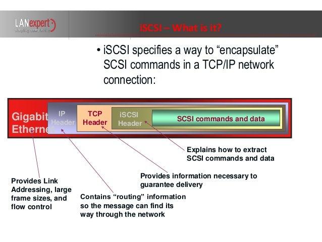 Lxp storage iSCSI Best Practice