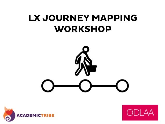 LX JOURNEY MAPPING WORKSHOP