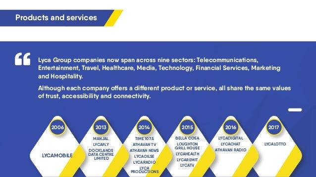 Lyca Group Corporate Presentation