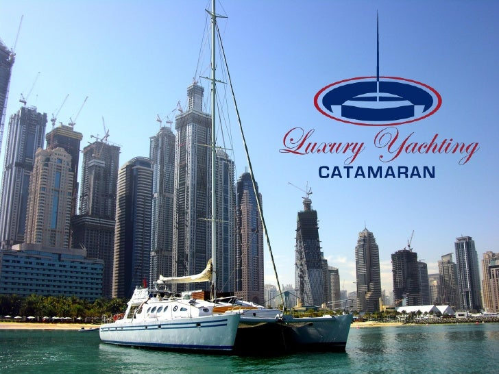 """Located in the creek in Bur Dubai historical quarter """"On verra 6"""": our 82 feet aluminium sailing catamaran is designed and..."""