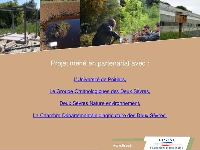 Former Les Horticulteurs Et Les Paysagistes De Demain - Chambre d agriculture des deux sevres