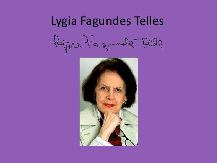 Lygia Fagundes Telles<br />