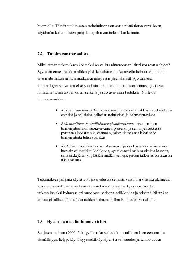 Ryhmä 09. Lyhenteet ja merkinnät - Group 09. Abbreviations and markings