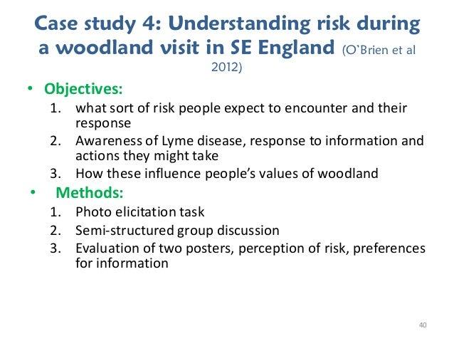2 Woodland management objectives