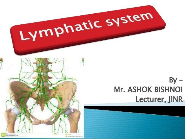 By – Mr. ASHOK BISHNOI Lecturer, JINR