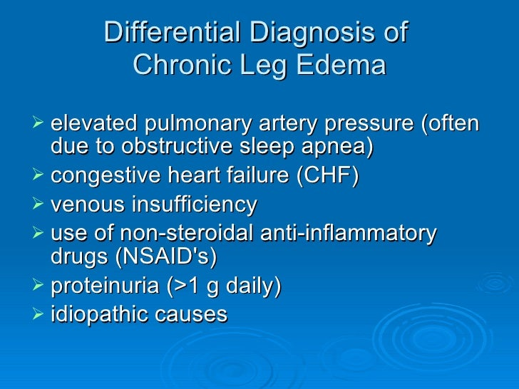 Lymphedema an overview