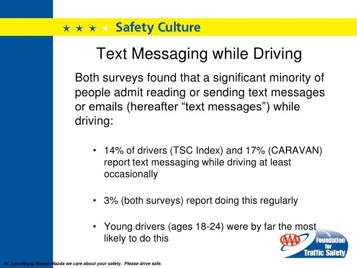 An overview of the issues of cell phones in use during driving