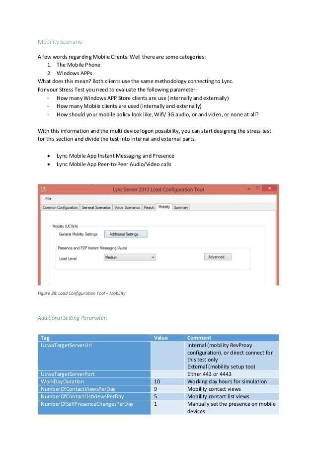 Lync stress test guide v20 ebook general scenarios av 52 fandeluxe Images