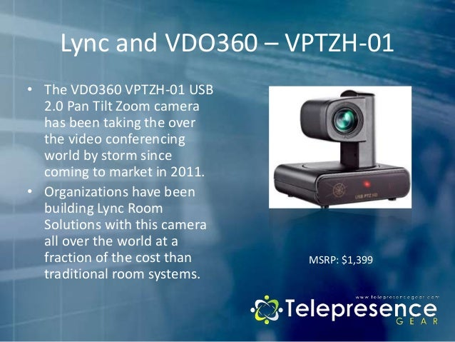 Lync Conference Room Systems