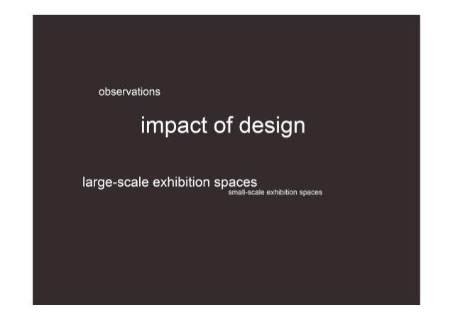 Lynda Griffin  20 slides on Impact of Design