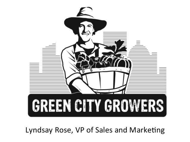 Lyndsay  Rose,  VP  of  Sales  and  Marke4ng