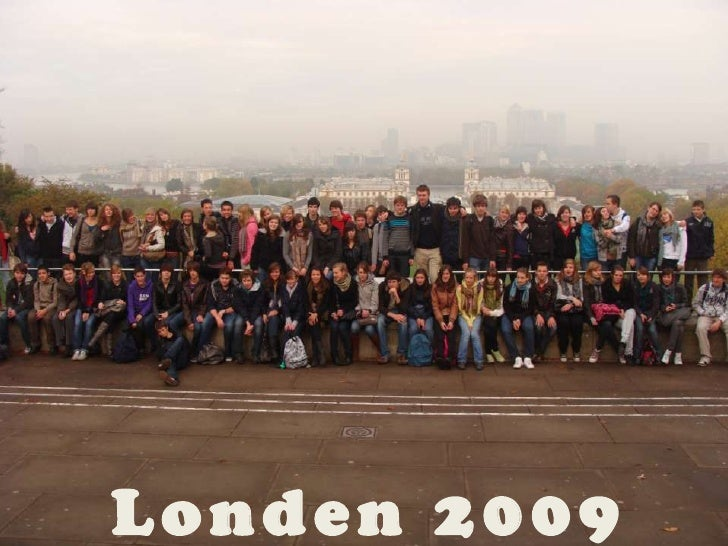 Londen 2009<br />