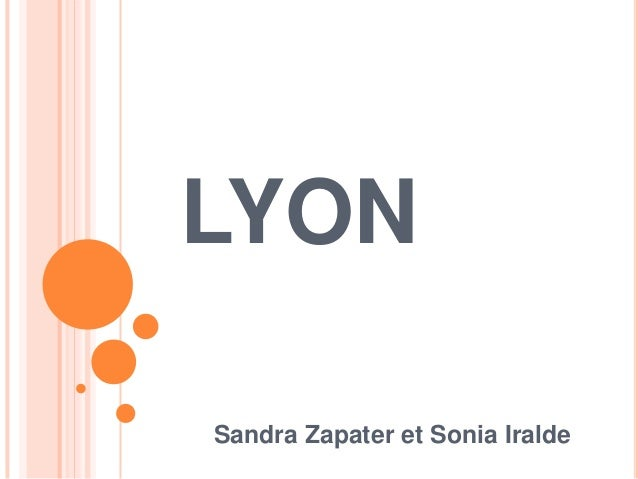 LYON Sandra Zapater et Sonia Iralde