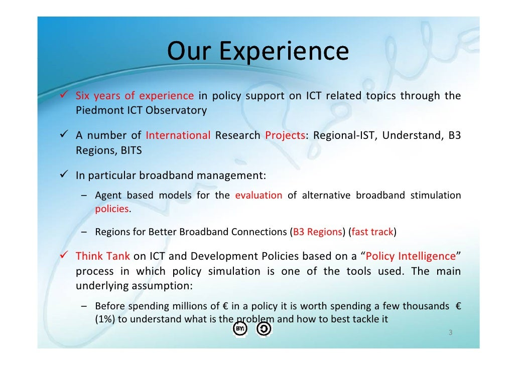 Lyon Ict Event Policy Simulation Workshop Slide 3